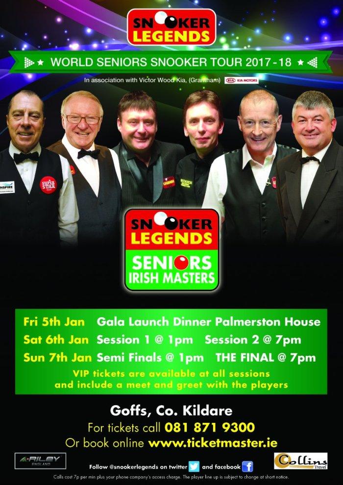 Irish Masters 2018- Poster-2