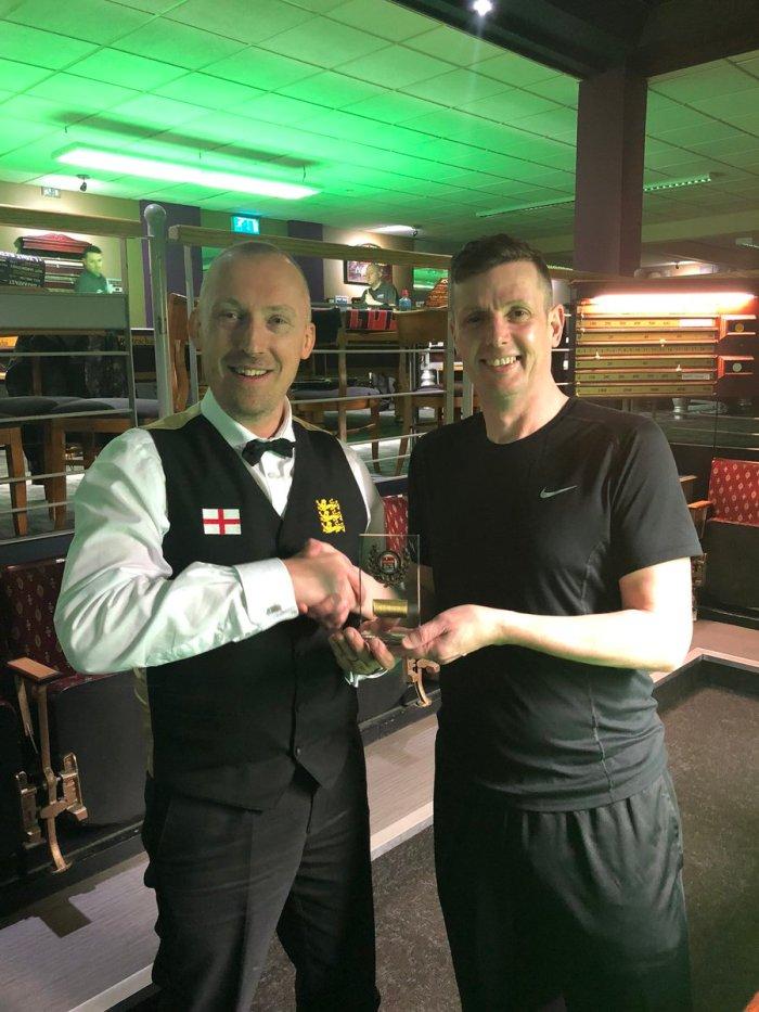 David Liley, winner WC2018Q7
