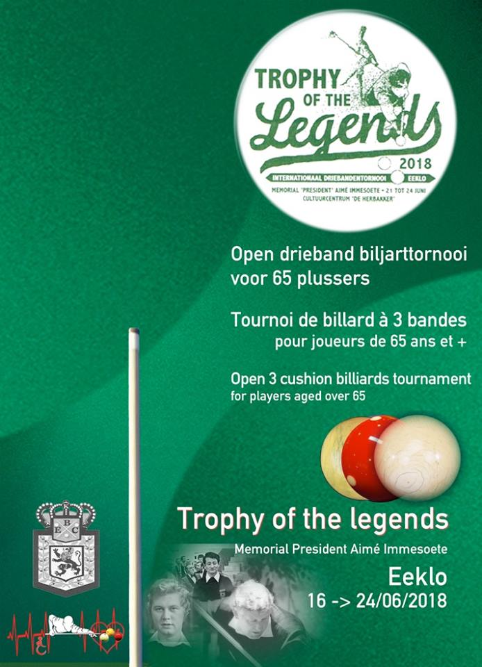 Trophy of the Legends