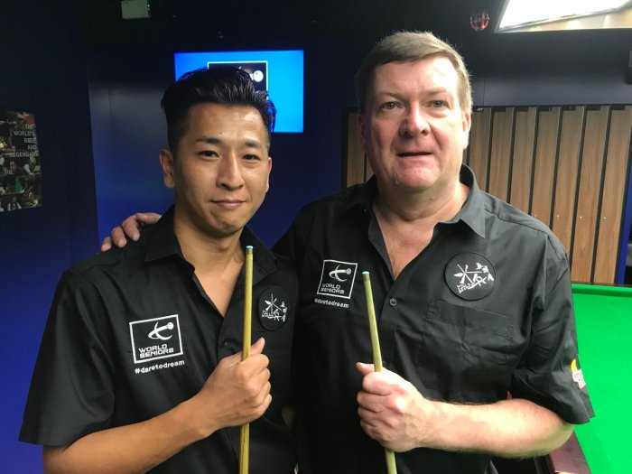 Andy Lam 0-3 David Roe