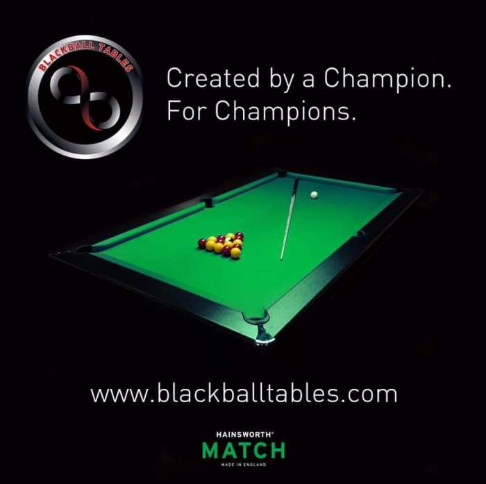 BlackBallTable