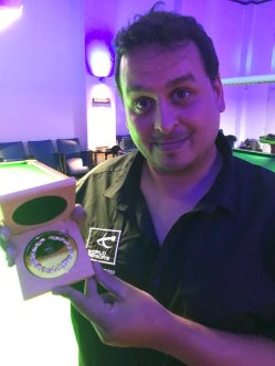 UK Qual 3 Leo Fernandez Winner