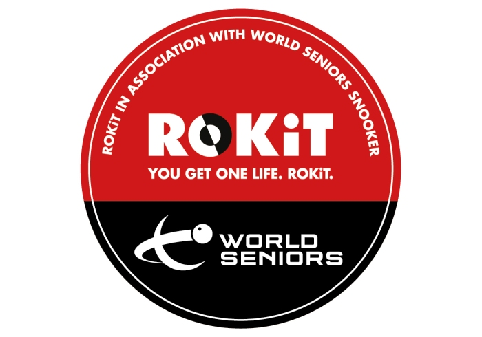 ROKiT World Snooker Logo