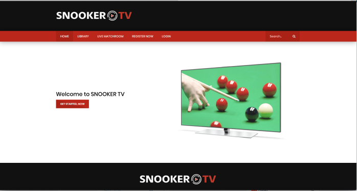 Snooker TV