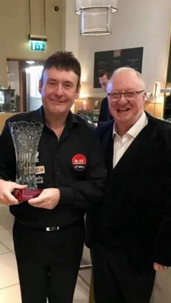 Six Reds JImmy White Winner