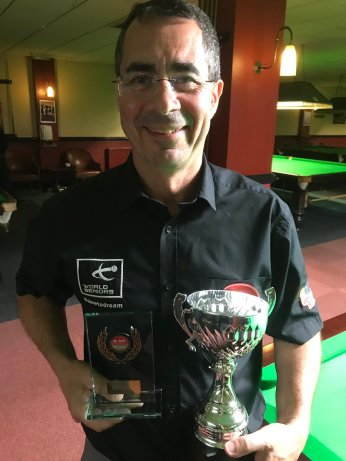 Gary Filtness Super Seniors 2019 evt 1 Winner