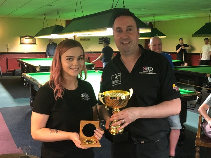 Michael Judge UK Champs 2019 Q2 Winner